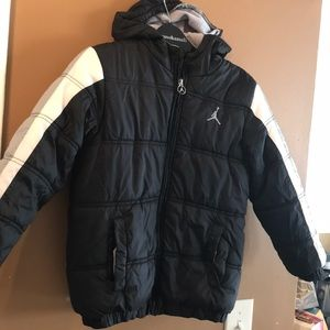 Jordan hooded jacket